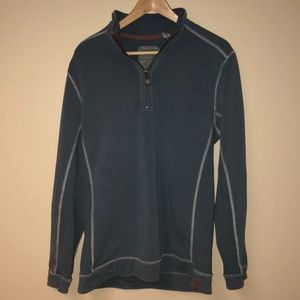 Tommy Bahama Quarter Zip Pullover Sweater